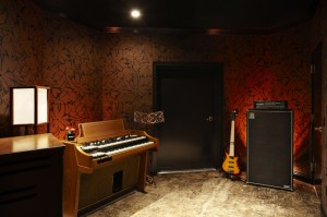 Isolation Lock, Playback Recording Studio Santa Barbara