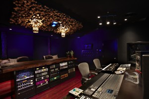 Control Room 2, Playback Recording Studio Santa Barbara