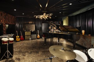 Live Room, Playback Recording Studio Santa Barbara
